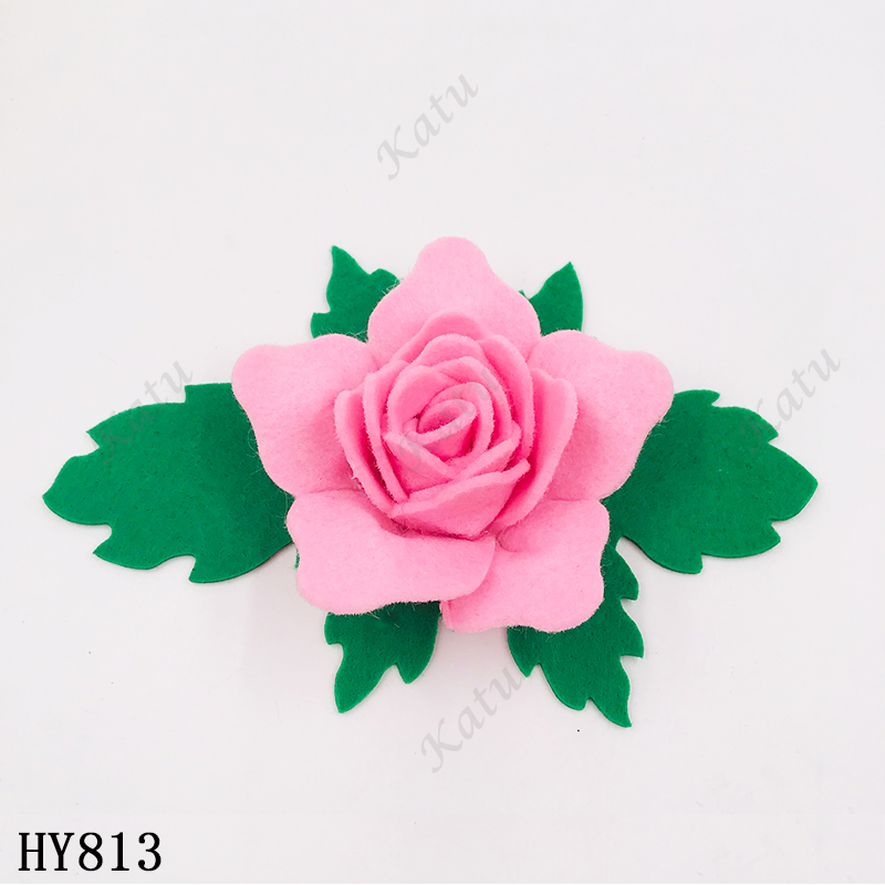 Folded flower  cutting dies 2019 die cut