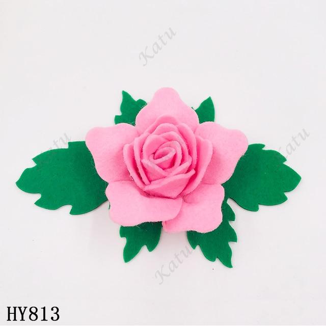 Folded flower  cutting dies 2019 die cut &wooden dies Suitable  for common die cutting  machines on the market