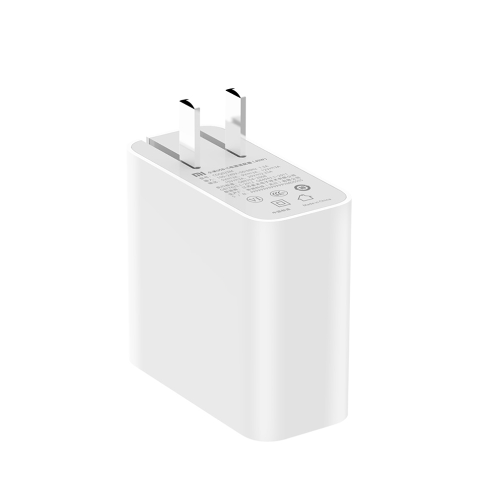 Image 3 - Xiaomi USB C Charger 65W Power Adapter With US Plug Mini Portable  Wall Travel Charger 100 240V For Phone Laptop NotebookMobile Phone  Chargers