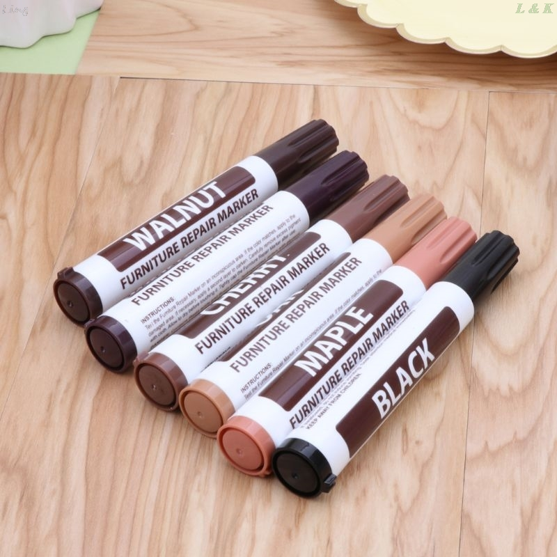 Furniture Repair Wood Cabinet Floor Touch Up Markers Scratch Filler Remover