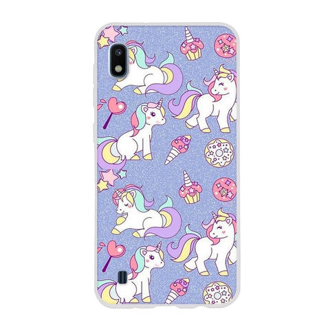 For Samsung Galaxy A10 A20 A30 A40 A50 A70 Phone Cover Animal Cartoon Soft Silicone TPU Cases Back Phone Covers Coque Fundas Islamabad