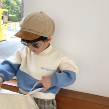 Baby Boys Letters Long Sleeve Hoodies Clothes