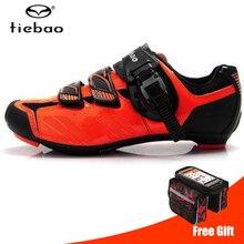 TIEBAO/Обувь для велоспорта; мужская Профессиональная обувь SPD наивысшего качества; Мужская и женская обувь для шоссейного велосипеда; Брендовые мужские кроссовки; женская обувь для велоспорта