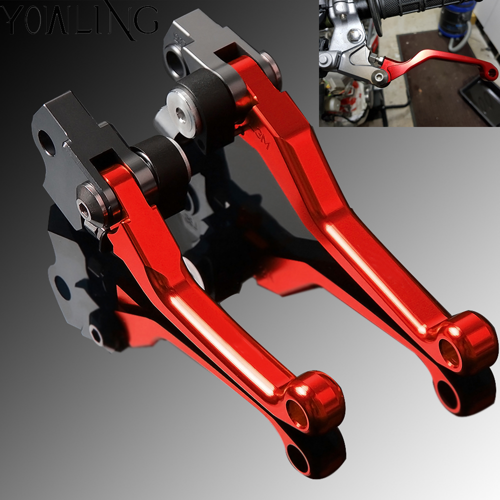 Dirt Bike Handbrake Handle CNC Brake Clutch Levers Motorcycle Lever For <font><b>Beta</b></font> <font><b>350</b></font> <font><b>RR</b></font> 4T <font><b>Beta</b></font> 390 <font><b>RR</b></font> 430 <font><b>RR</b></font> 480 <font><b>RR</b></font> 2013-2020 image