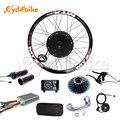 TFT дисплей Система 48в-72в 3000 Вт комплект для переоборудования электрического велосипеда sinewave контроллер 100 км/ч Скорость Макс