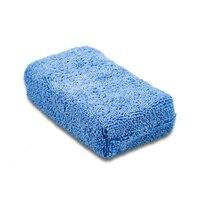 1pcs Microfiber Car Cleaning Applicators Car Washing Sponge Automobile Cleaning Cloths Car Wax Polishing Pad Car Detailling New