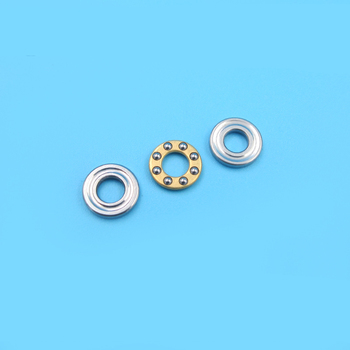 Stainless Steel Miniature Thrust Ball Bearings 4mm 5mm Flexible Shaft Ball Bearings Axial Lubricated Bearing for RC Jet Boats s6215 2rs stainless steel shielded miniature ball bearings size 75 130 25mm