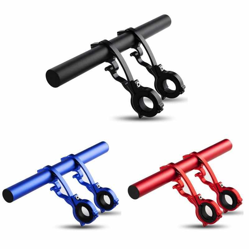 Extensor De Manillar De Bicicleta Extensi/óN De Manillar De Bicicleta De Aleaci/óN De Aluminio Multifuncional Adecuado Para Extensi/óN De Bicicleta De Monta/ñA
