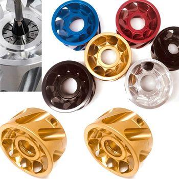 ER32 Engraving Cutting Machine Vacuum Nut CNC Cutter Lock Mouth Matching Vacuum Hood Handle Accessories