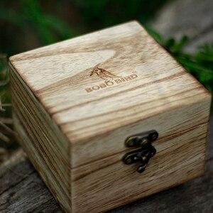 Image 5 - Relogio masculino BOBO BIRD drewniany zegarek mężczyźni specjalna konstrukcja ręcznie zegarki dla niego z drewniane pudełko na prezenty OEM DROPSHIPPING
