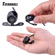 Vehicle-Camera Waterproof Front Backup Universal CCD Auto Car 120 Wide-Angle And HD