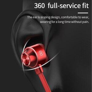 Image 3 - Bluetooth 5 Oortelefoon Nekband Kraag Jeugd Editie Sport Draadloze Bluetooth Headset Met Microfoon Noise Cancelling Vs Lenovo He05