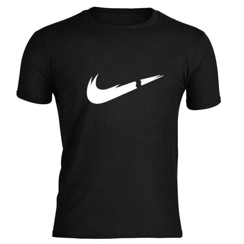 Casual Summer Short Sleeve O-neck T-shirt Man Fashion Cotton  Soft Man Woma Tees Fitness Breathable Shirt Welcome Custom Logo