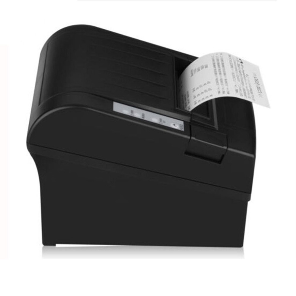 Thermal Receipt Printer POS-8220 Portable Wireless Thermal Printer WIFI POS 80mm Auto Cutter USB WIFI Waterproof Oil-proof