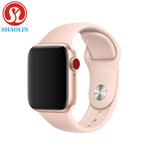 ROSE GOLD Smart Watch Series 4 Smartwatch for apple iphone 6