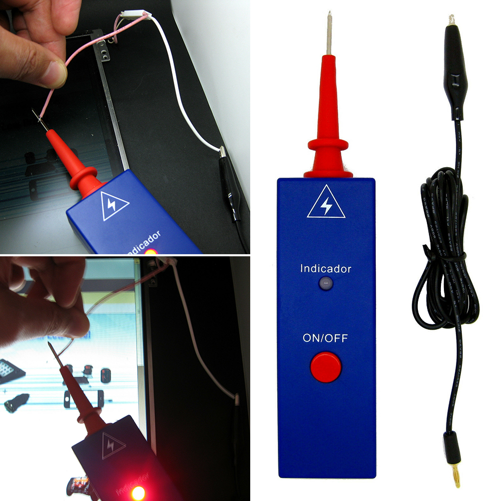 CCFL Tester Repair LCD TV Laptop Display Backlight Lamp Test Car Motor Angel Eye