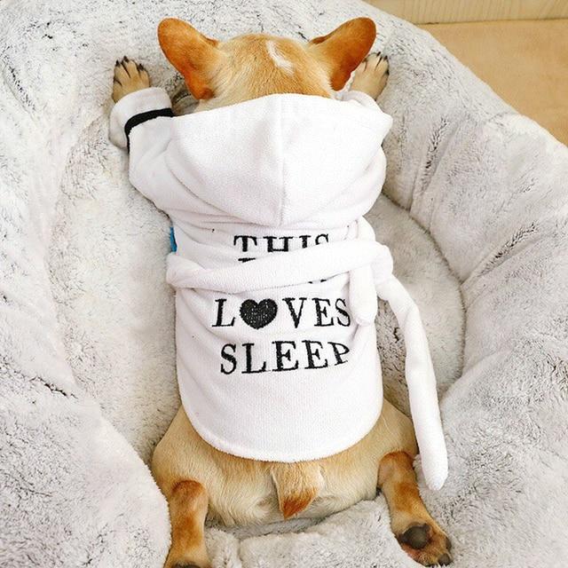 Župánek pro malé psy -