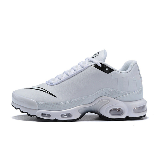 Nike Mercurial Air Max Plus Tn Running Shoes Leather Breathable ...