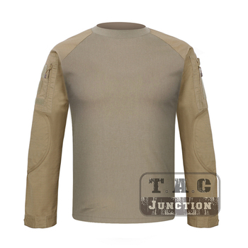 Emerson Tactical Military Army Hunting Combat Shirt Long Sleeve T-shirt EmersonGear CP Style Outdoor Shirt Tops Clothing
