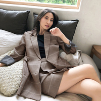 Women Business Suits with Skirt and Jacket Sets Work Wear Uniforms OL Styles elegant business 2 Piece Sets
