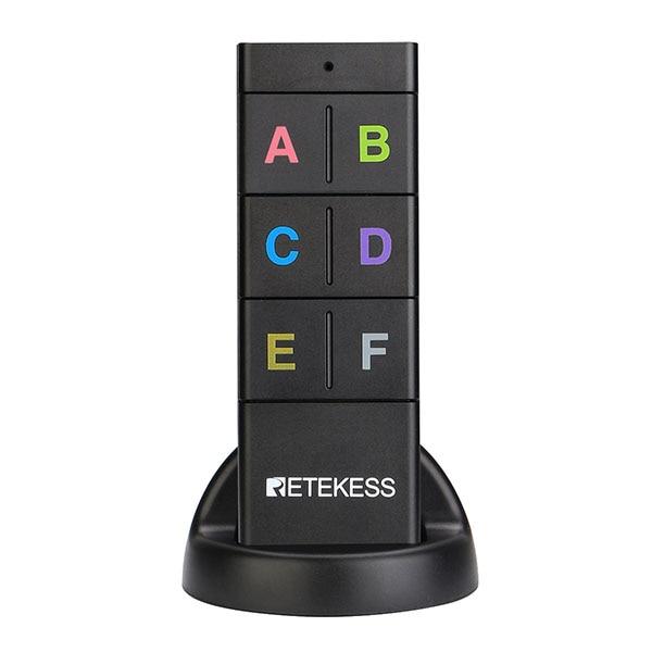 détecteur sans fil à distance