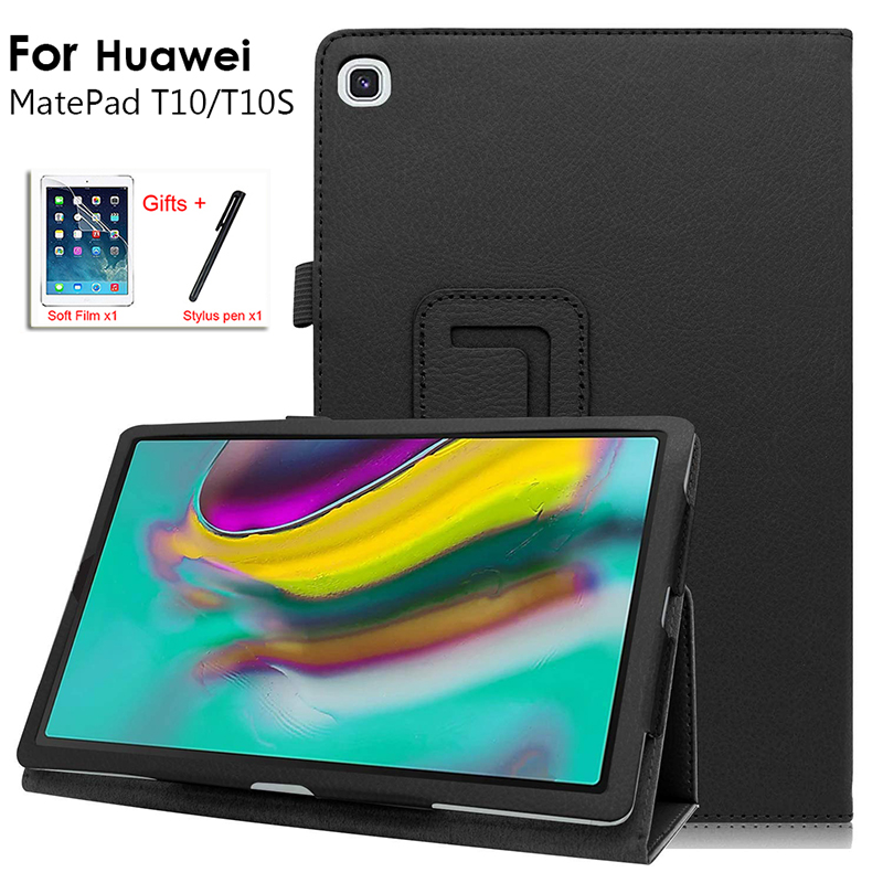 Кожаный чехол для Huawei MediaPad T10S T10 крышка для Huawei Matepad T10 S 10,1