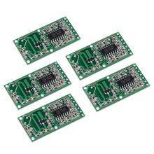 Микроволновый радар датчик умный модуль переключателя индукционный