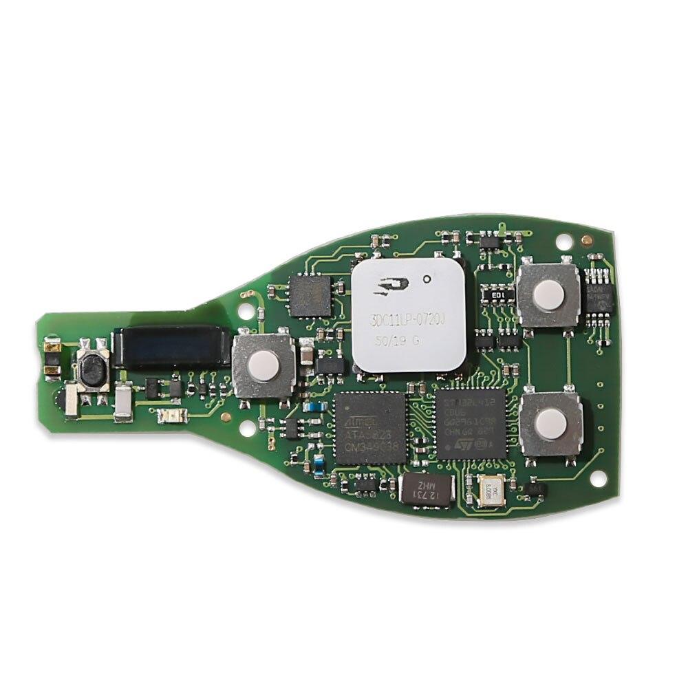 CGDI jeden Start Keyless Go inteligentny klucz do mercedes-benz z inteligentny klucz Shell 3/4 przycisk Logo działa CGDI MB Prog i VVDI2/VVDI MB