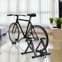 Stand 330LBS Trainer Bike Popsport-Fluid Flowing-Resistance Indoor 750W
