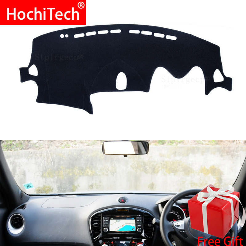 For Nissan JUKE F15 2011~2019 Dashboard Cover Pad Sun Protection Pad UV Protection Mat Right Hand Drive