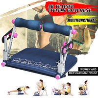 Ab Sit ups Abdominal Trainer Exercise Workout Machine Home Gym Trainer Multifunction Fitness Equipment Training Tools Adjustable