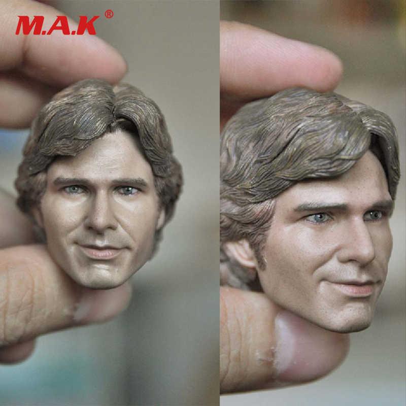 1//6 Male Korean Star Head Sculpt Smile Face Head Carving Fit 12/'/' Action Figure