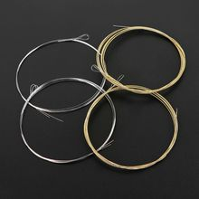 цена на 8pcs/set M101 Mandolin Strings Silver-Plated Stainless Steel Copper Alloy Wound