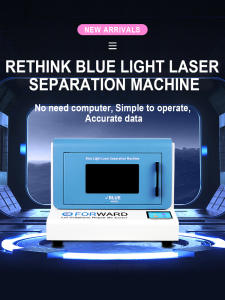 Laser-Separation-Machine Light Repair iPhone Blue Rethink for Back-Cover