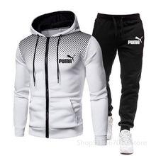 Nuova tuta sportiva casual tuta da uomo tuta a due pezzi abbigliamento sportivo da uomo felpa con cappuccio con cerniera + pantaloni tuta sportiva camicia sportiva casual +