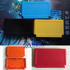 Image 1 - 8 Bit Game card shell cartridge plastic case for Family Computer FC game