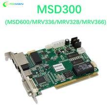 Meilleur prix NOVASTAR NOVA système de contrôleur de carte d'envoi MSD300 carte de réception de écran LED polychrome MRV336 MRV328 MRV366