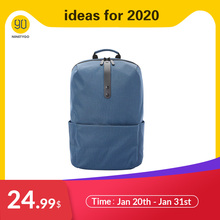 NINETYGO 90FUN College Casual Backpack for Boy and Men Travel Laptop Schoolbag Male Mochilas
