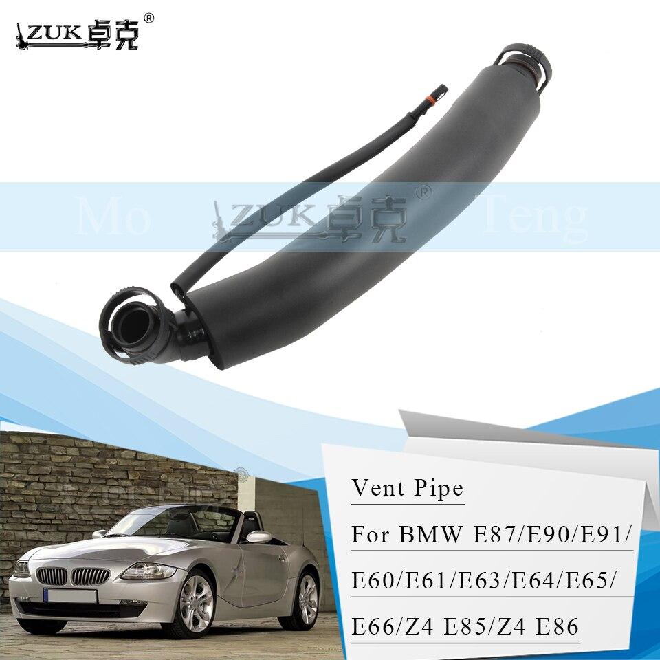 BRAND NEW CRANKCASE VENT HOSE FROM VENT VALVE TO VALVE COVER FOR BMW E60 E85 E90