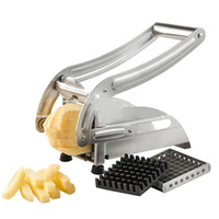 Stainless Steel Potato Cutting Machine Home Vegetable French Fries Cutting Machine Cutting Fries Manual