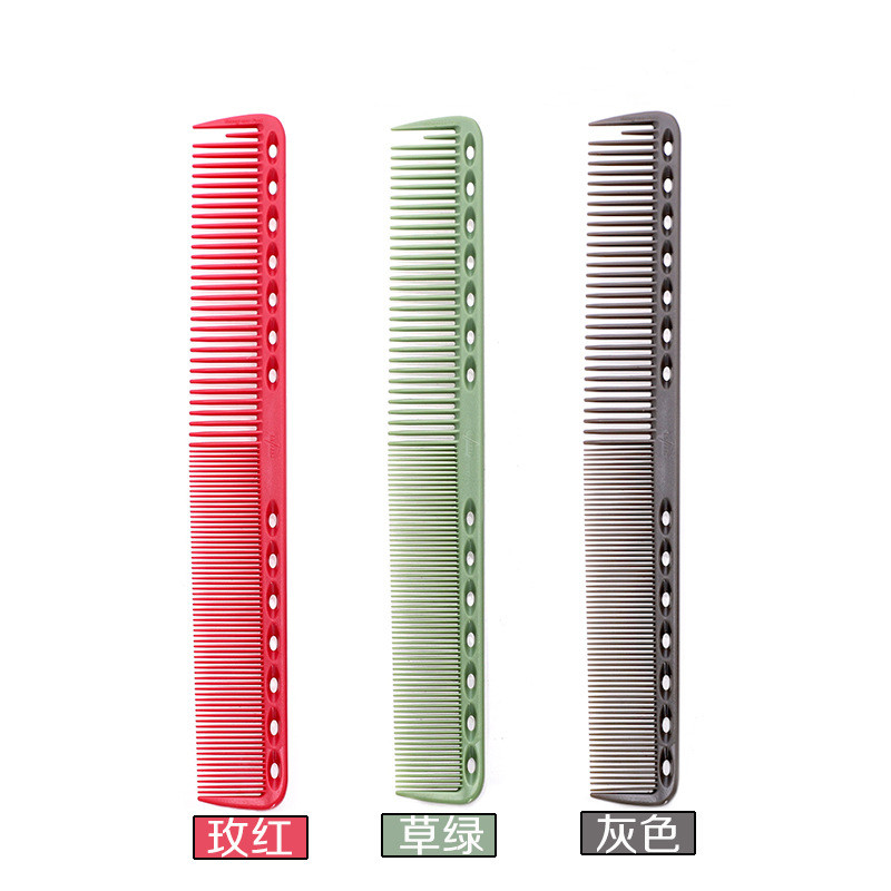 1pcs Professional Comb Double-sided Comb Salon Barber Comb Brushes Anti-static Hairbrush Hair Care Styling Tools For Hair Salo
