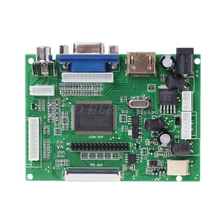 AT070TN90/92/94 7 אינץ VGA 50pin LCD נהג לוח LCD TTL LVDS בקר לוח זרוק חינם
