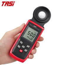 TASI TA8121/TA8123 Light Meter Photography Digital Luxmeter Integrated Illuminometer Lux/Fc Photometer Enviromental Tester