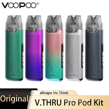 VOOPOO – Kit de Cigarette électronique avec Pod V.THRU Pro, 25W, 900mAh, Original