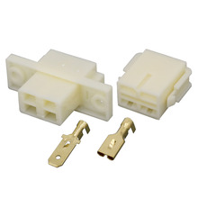 10PCS Automotive connectorDJ7041-6.3/7.8-11-21  Connectors Composite Wire Harness Plugs High