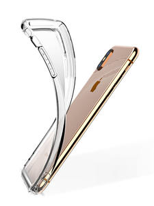 Luxury Silicone Shockproof Case on For iPhone X Xr Xs 11 Pro Max Case iPhone 7 8 Plus