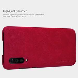 Image 3 - خمر الفاخرة جلد الوجه جراب هاتف ل Xiaomi Mi 9 Lite