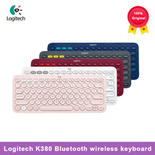 Wireless-Keyboard Multi-Device Windows-Macos Bluetooth Logitech K380 Linemate Android
