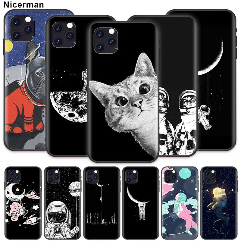 space cats iphone 11 case