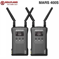 Hollyland Mars 400S Wireless Transmission System Transmitter & Receiver Kit 1080P 60Hz for DSLR Mirrorless Cameras Gimbal